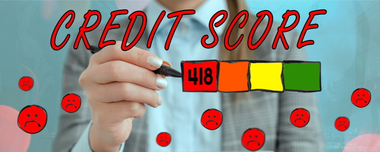 Why Bad Credit Makes it Hard to Get a Car Loan