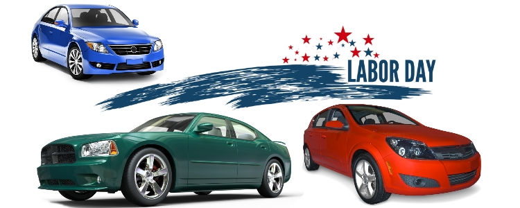2016 Labor Day Weekend Car Sales