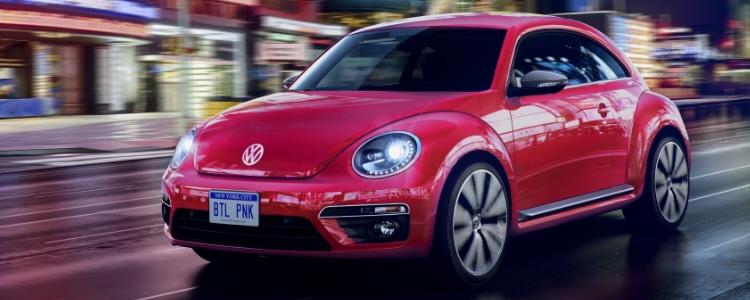 2017 Brings Volkswagen Model Changes