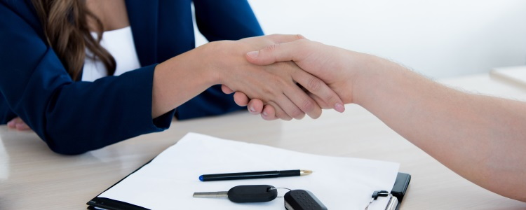 Car Buying Negotiating Tips - Banner