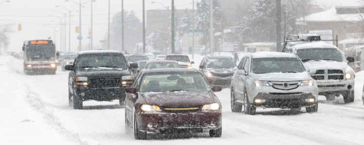 Winter Roads Ahead: What You Should Know