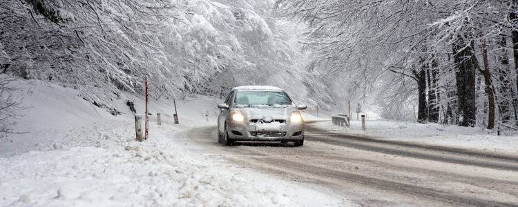 Winterize Your Vehicle with this Six-Point Checklist
