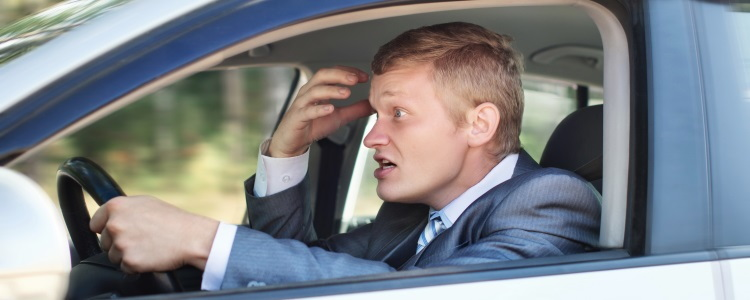 Tips to Avoid Aggressive Driving and Road Rage