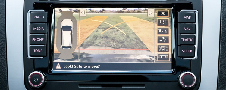 Backup Cameras are Now a Required Feature in All New Cars - Banner