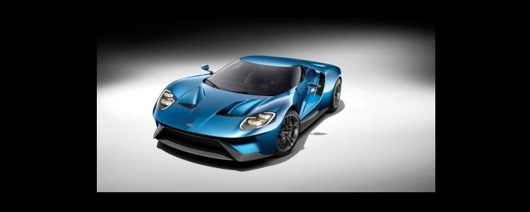 Ford Unveils a 46lb Gorilla