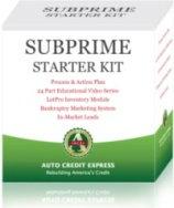 Subprime Starter Kit
