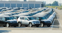 Car  Sales  Numbers  Down  in  August  for  Large  Manufacturers