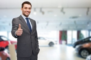 dealership success with small margins