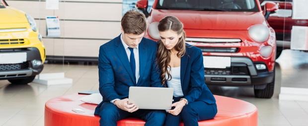 car dealership computer