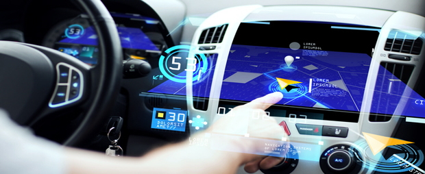 J.D.  Power  Study  Looks  at  Consumer  Satisfaction  with  Vehicle  Technology