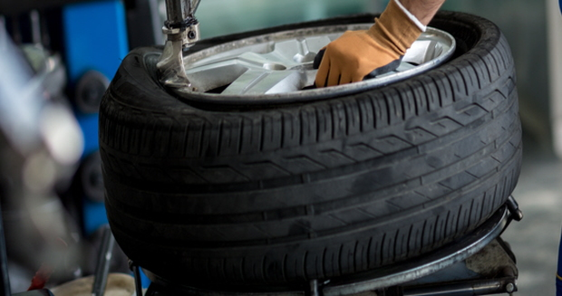 Tire  and  Wheel  Theft  on  the  Rise