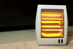 An electric heater