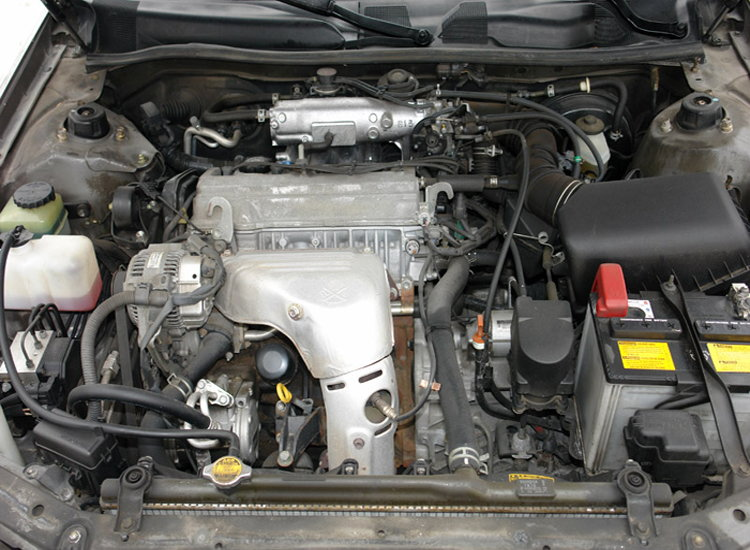 Toyota Camry 1997 2001 Engine Leaks Diagnostic Guide