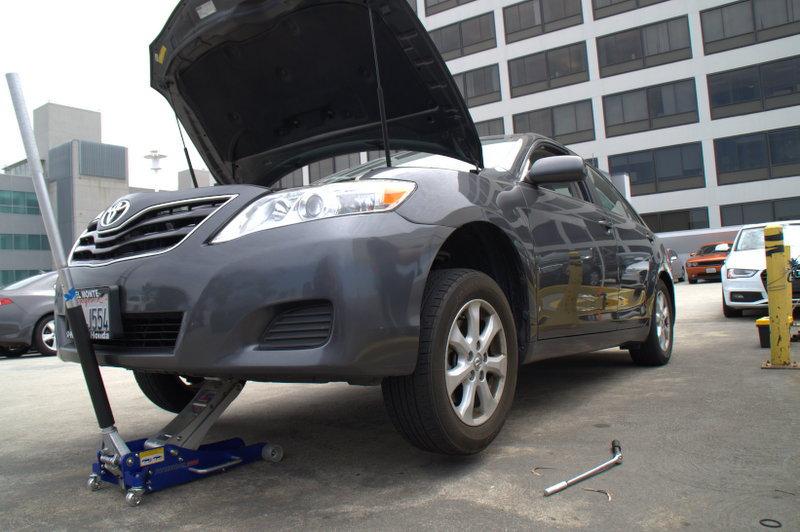 motor oil for 2007 toyota camry