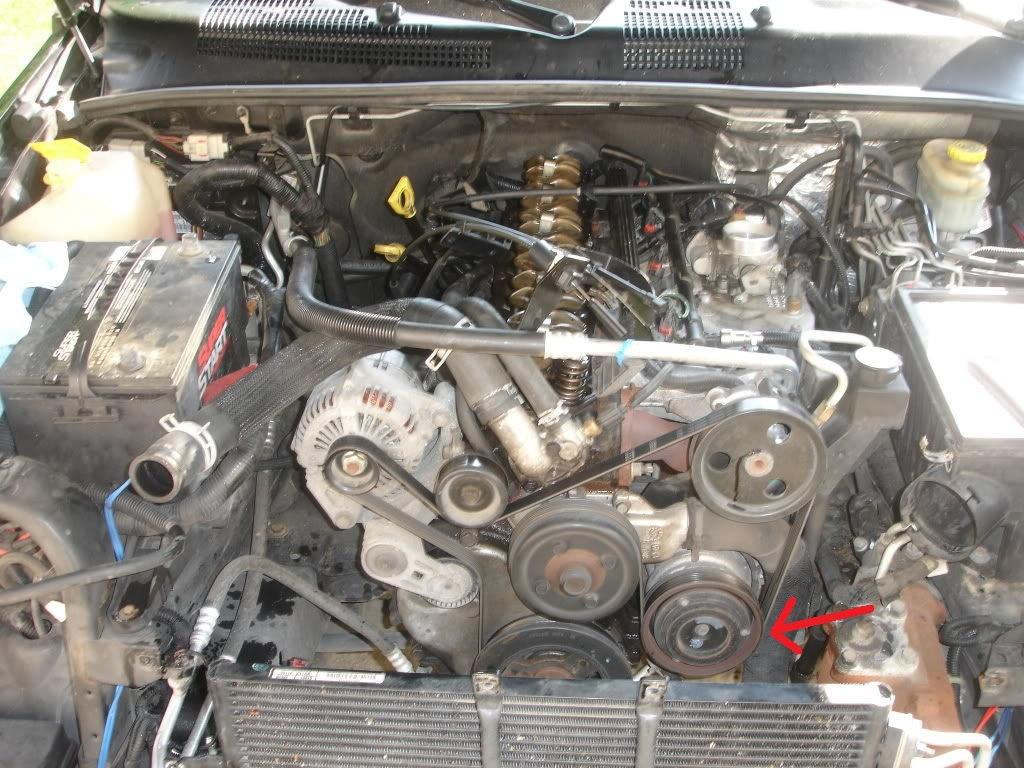 Jeep Cherokee 1997 C Not Working