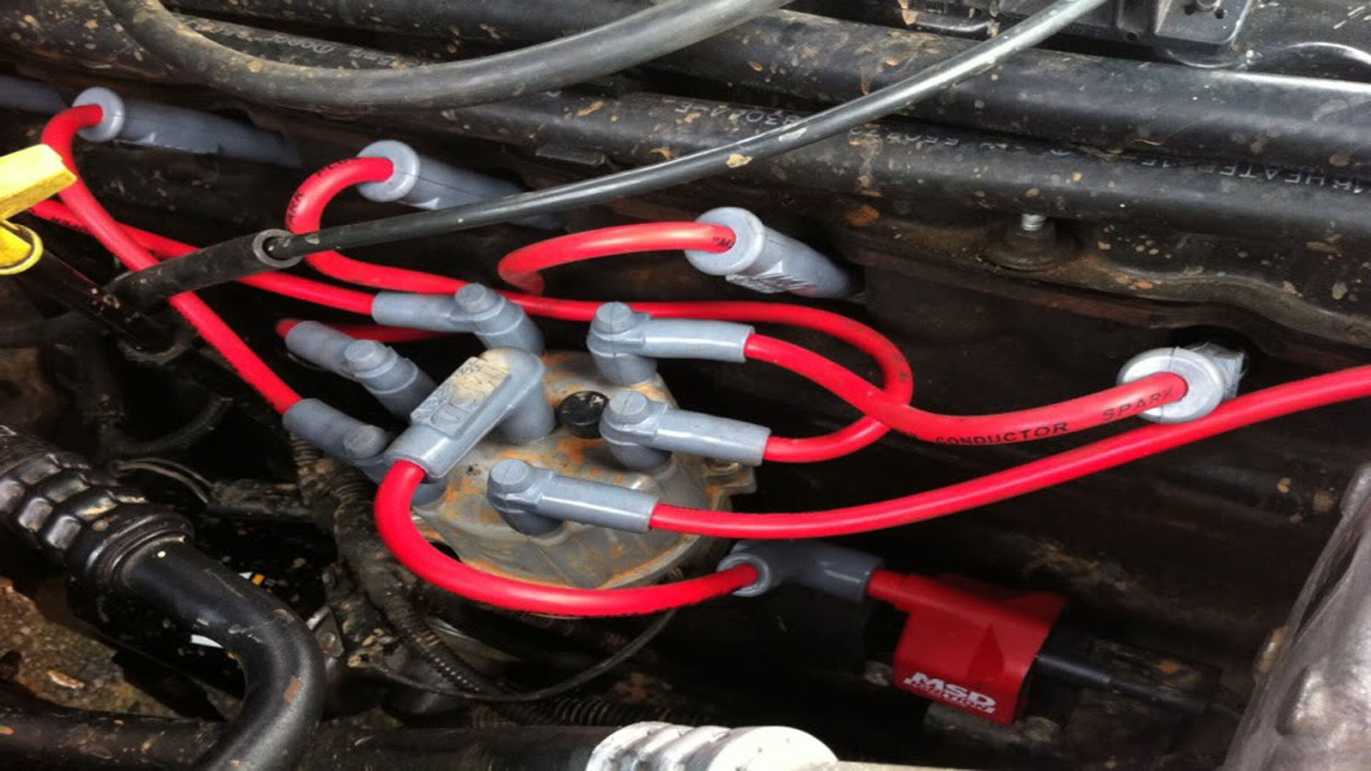 jeep cherokee 1984-1996: how to replace spark plugs and wires |  cherokeeforum  jeep cherokee forum