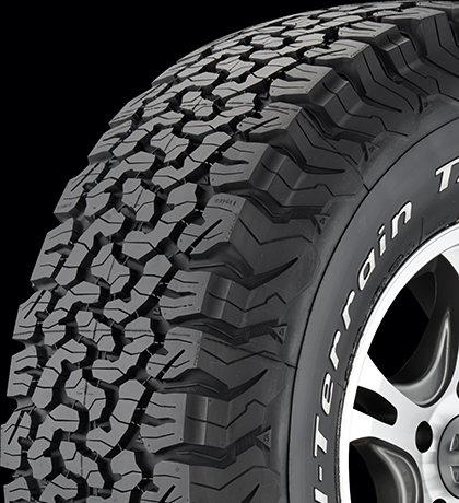 Jeep Cherokee Xj 1984 To 2001 All Terrain Tire Reviews