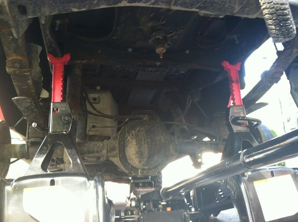 how to add a leaf spring silverado