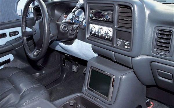 on Chevrolet Silverado Blower Motor Resistor