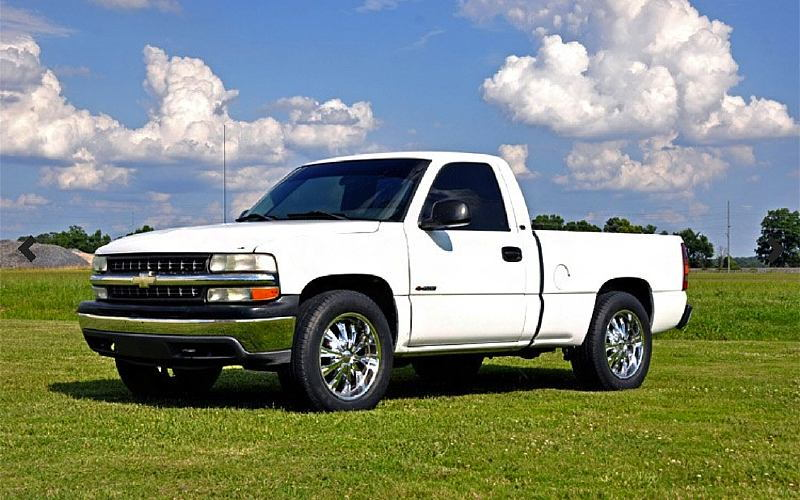Lifted 2wd Tahoe >> Chevrolet Silverado 1999-2006 GMT800 Leveling Modifications and How to Install Leveling Kit ...