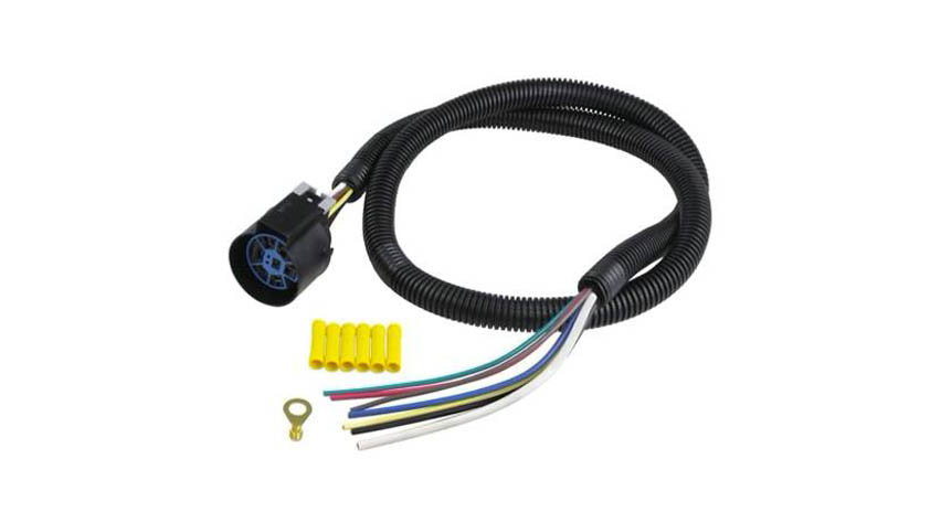 MMMMMMay 26 Trailer Wire Harness 02 69681 chevrolet silverado gmt800 1999 2006 how to install trailer wiring chevy silverado trailer wiring harness at bayanpartner.co