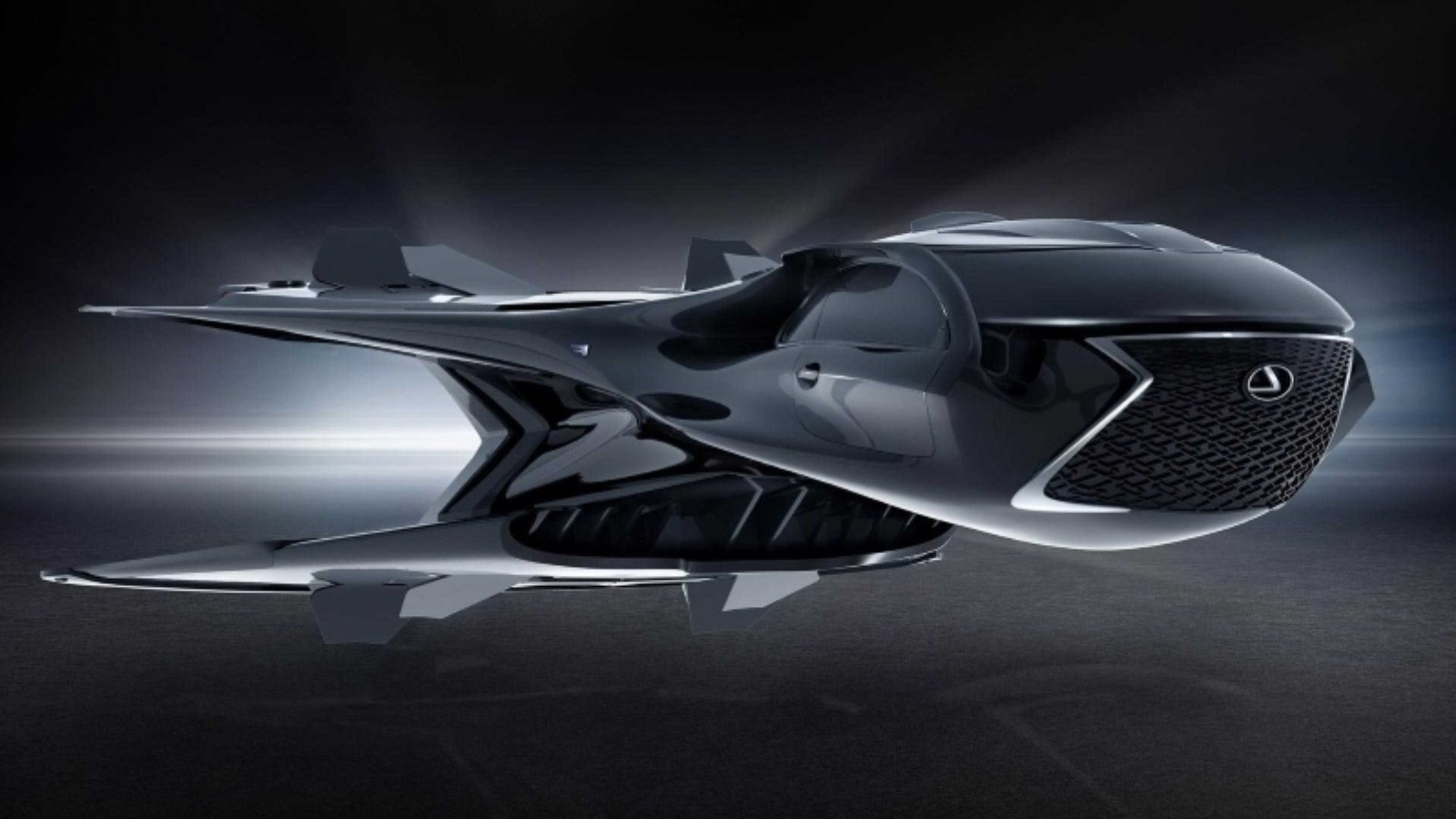 Image result for lexus spaceship""