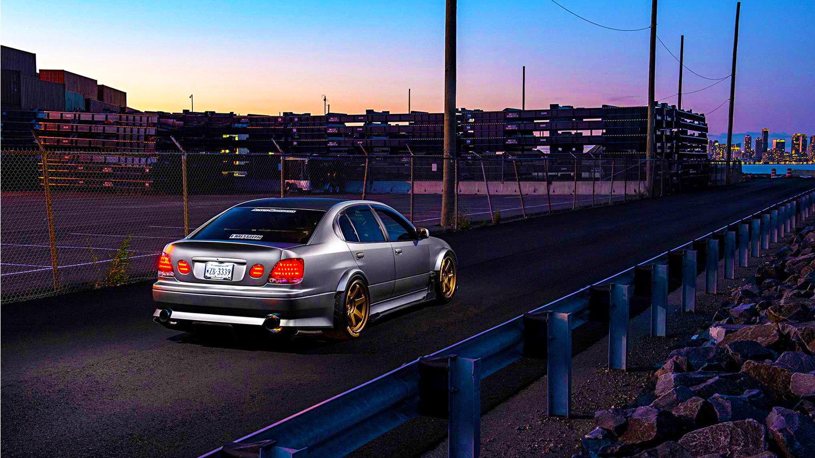 1998 GS400 2JZGTE Swap