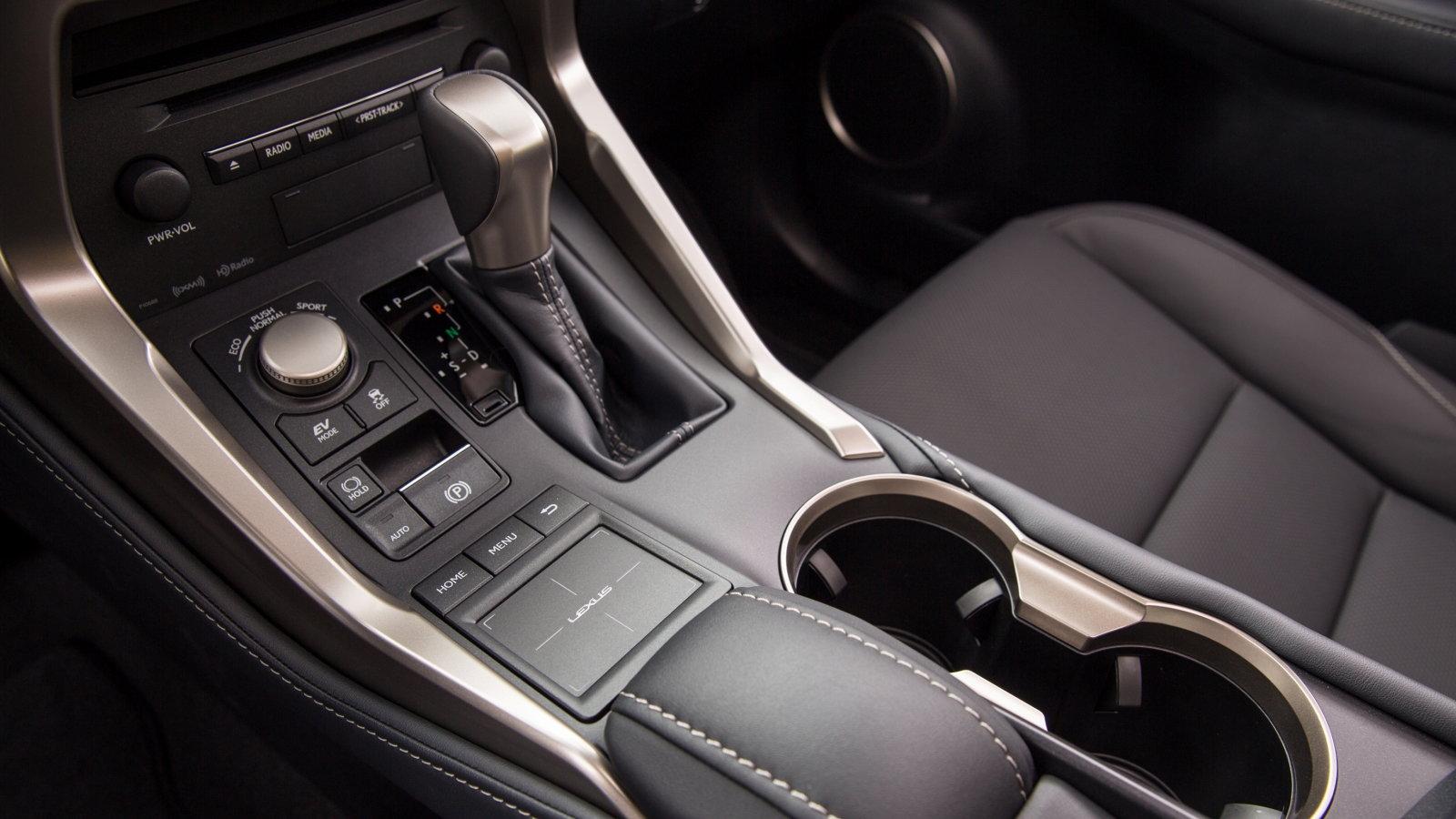 Lexus NX300h Hybrid Overview
