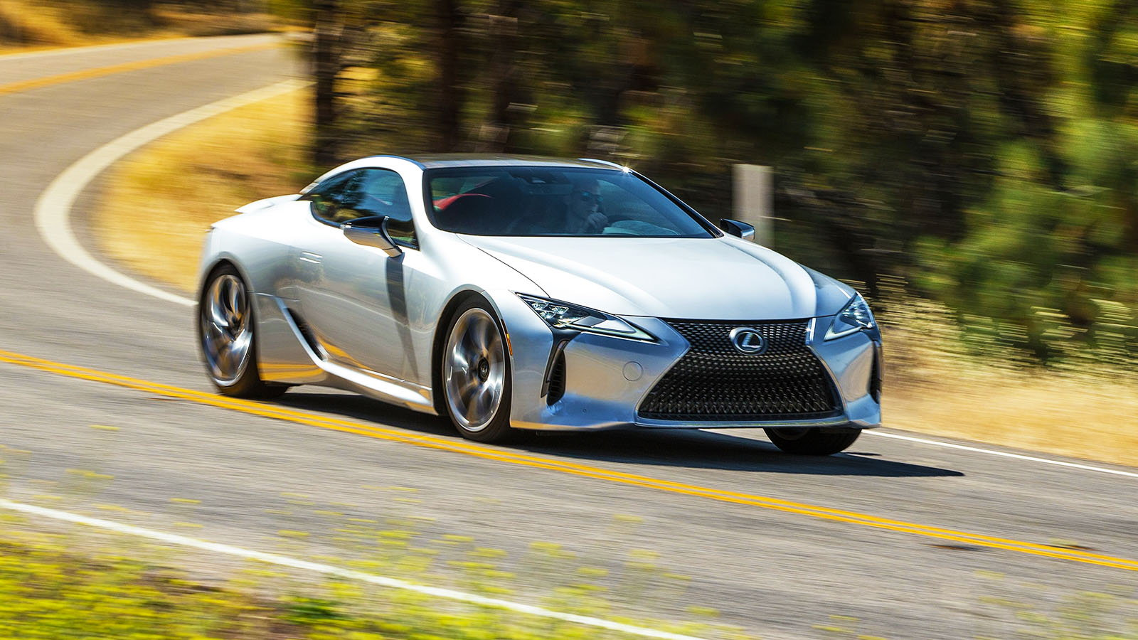 In a World Where Every Lexus Drives Like the LC