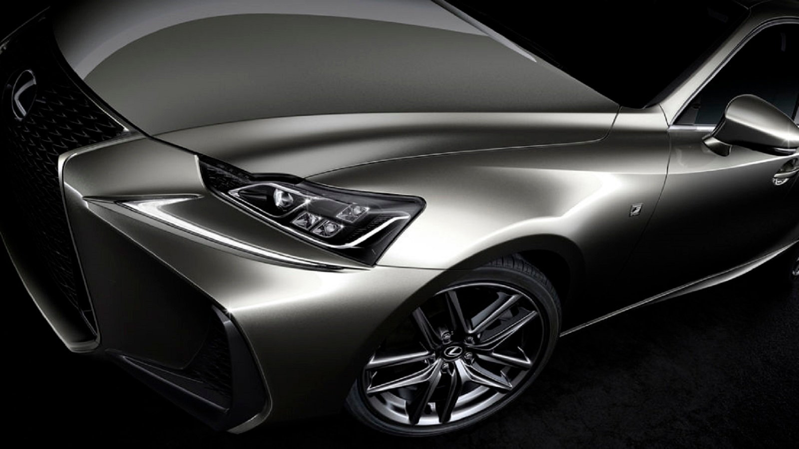 The IS Might get a BMW 3.0-Liter Straight-Six in its Next Generation - WM