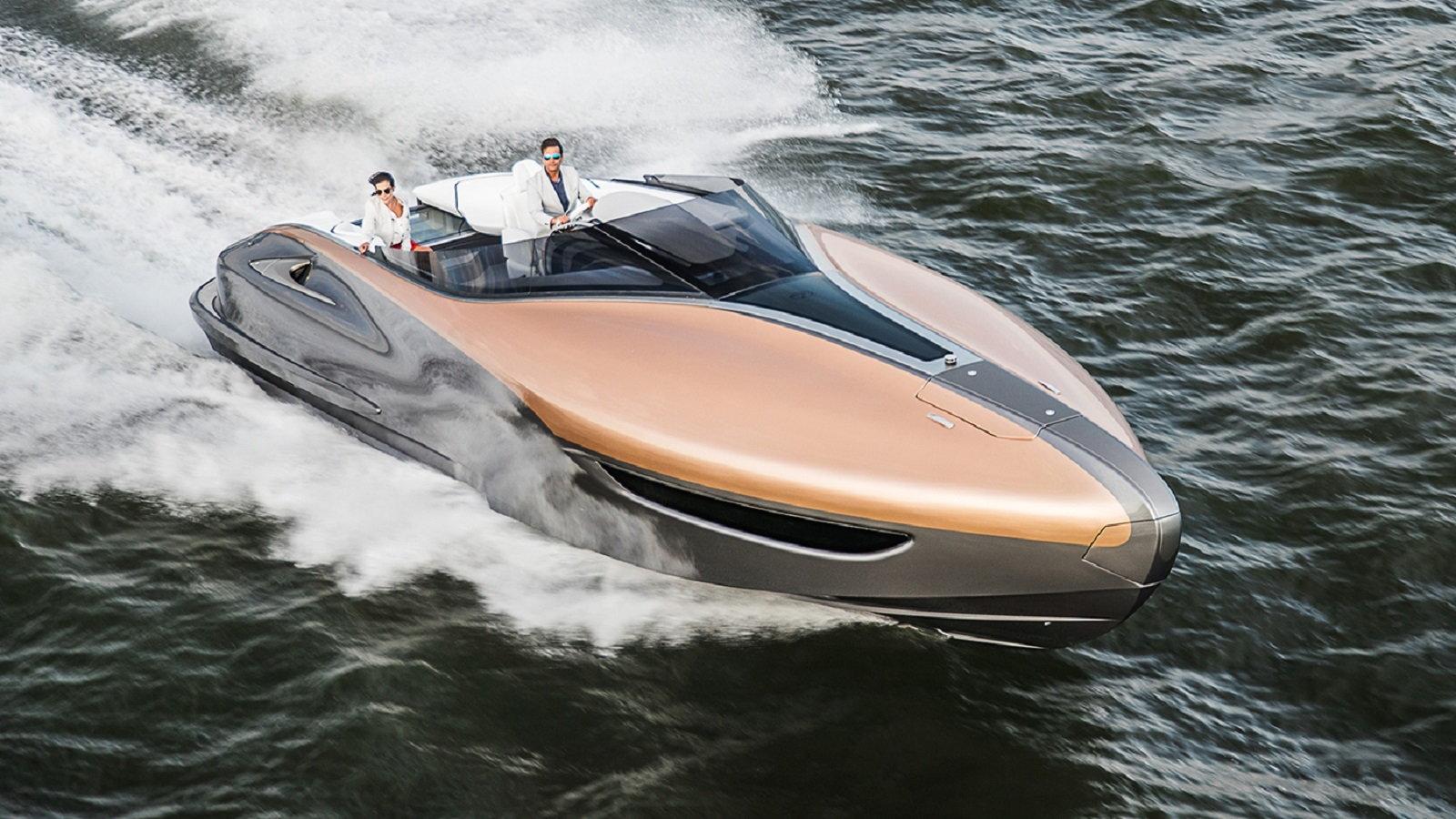 Lexus Announces Plans to Sell Sport Yacht