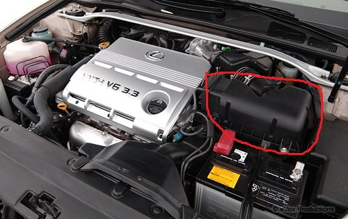 Lexus General Information and Recommended Maintenance ...