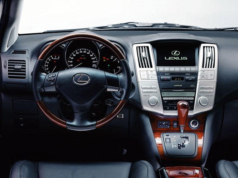 Lexus rx450h problems