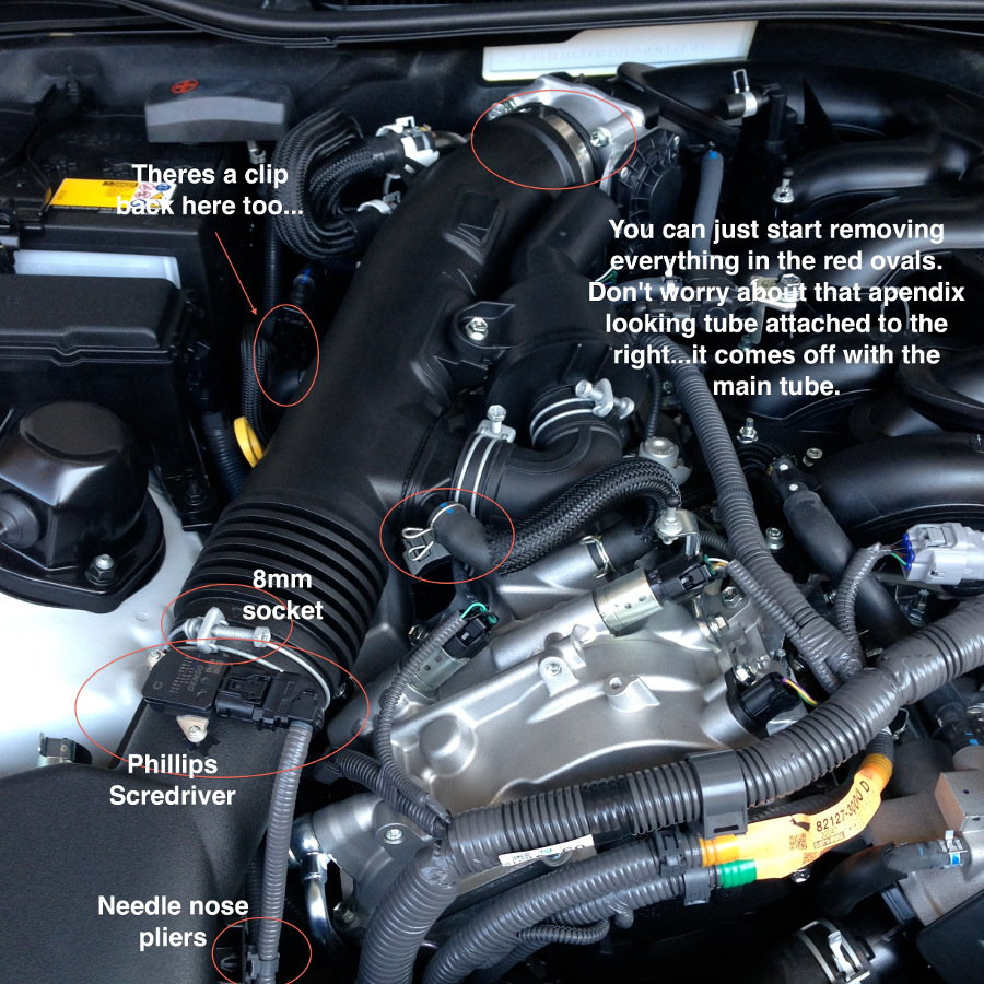 Lexus IS How to Replace Spark Plugs | Clublexus