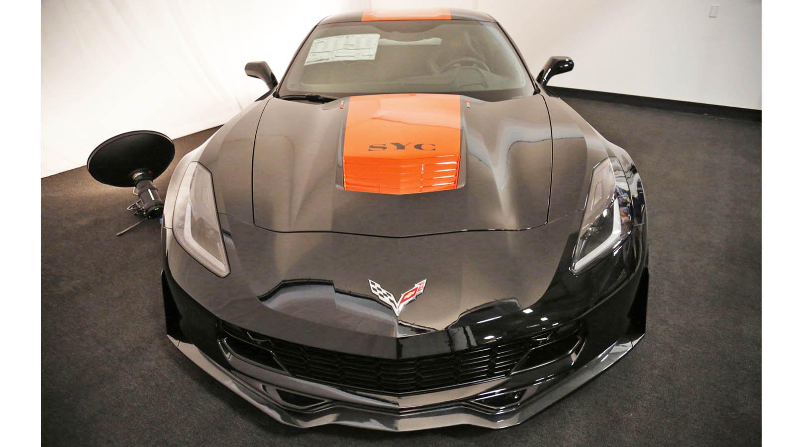 Yenko S/C Corvette