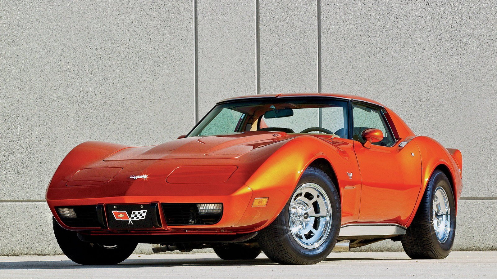 Corvette C3, Restomod