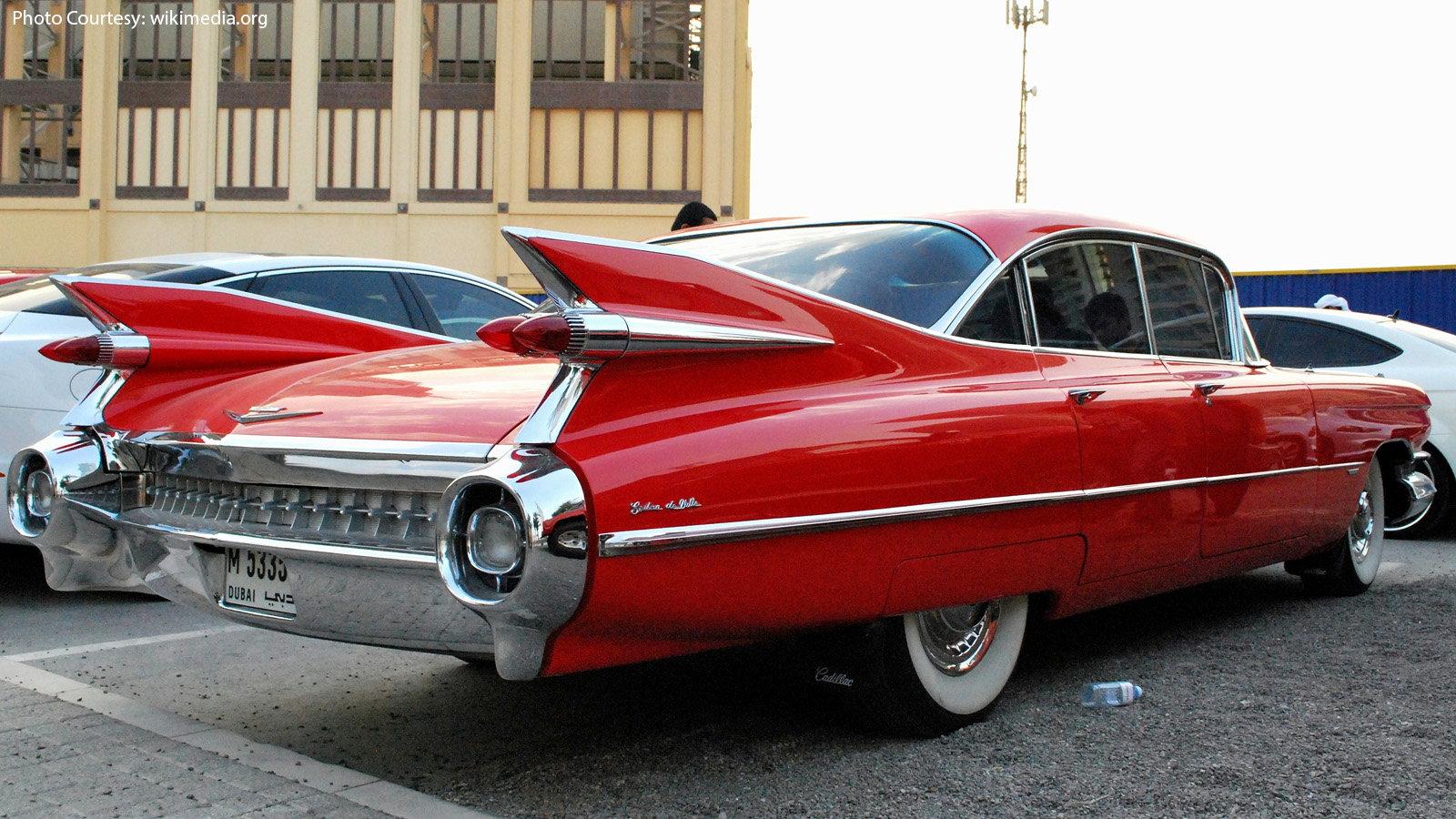 1959 Cadillac De Ville