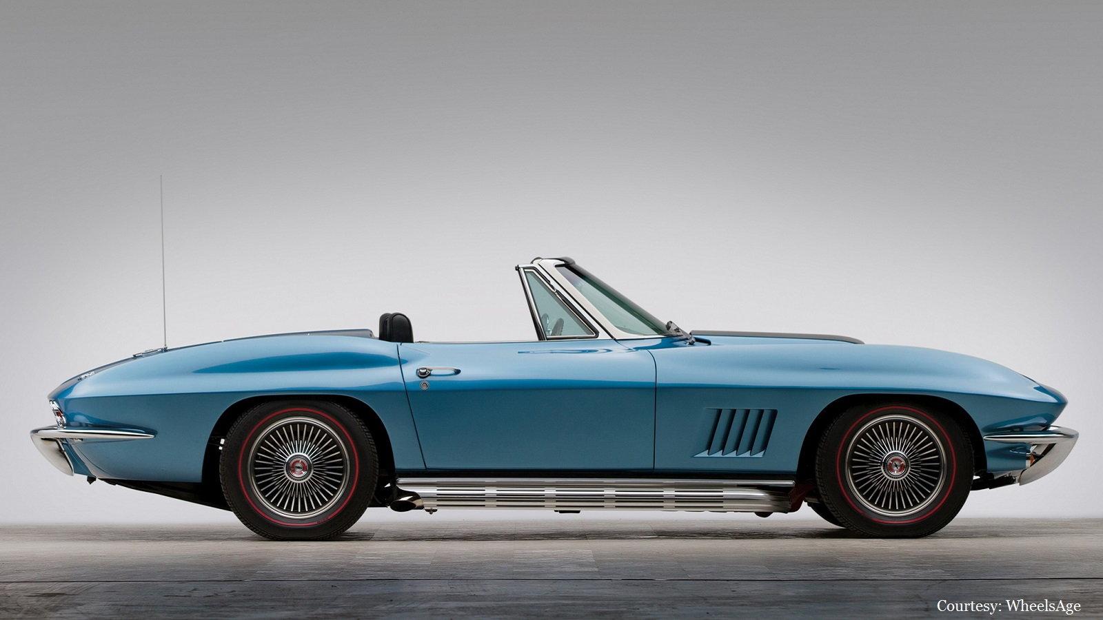 1967 Corvette L89