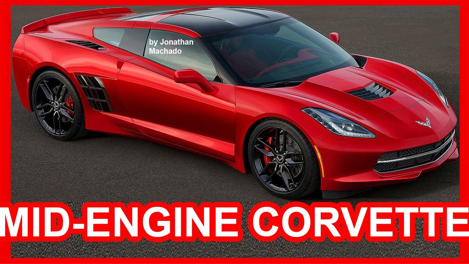 But What If the Mid-Engine C8 Doesn't Happen?