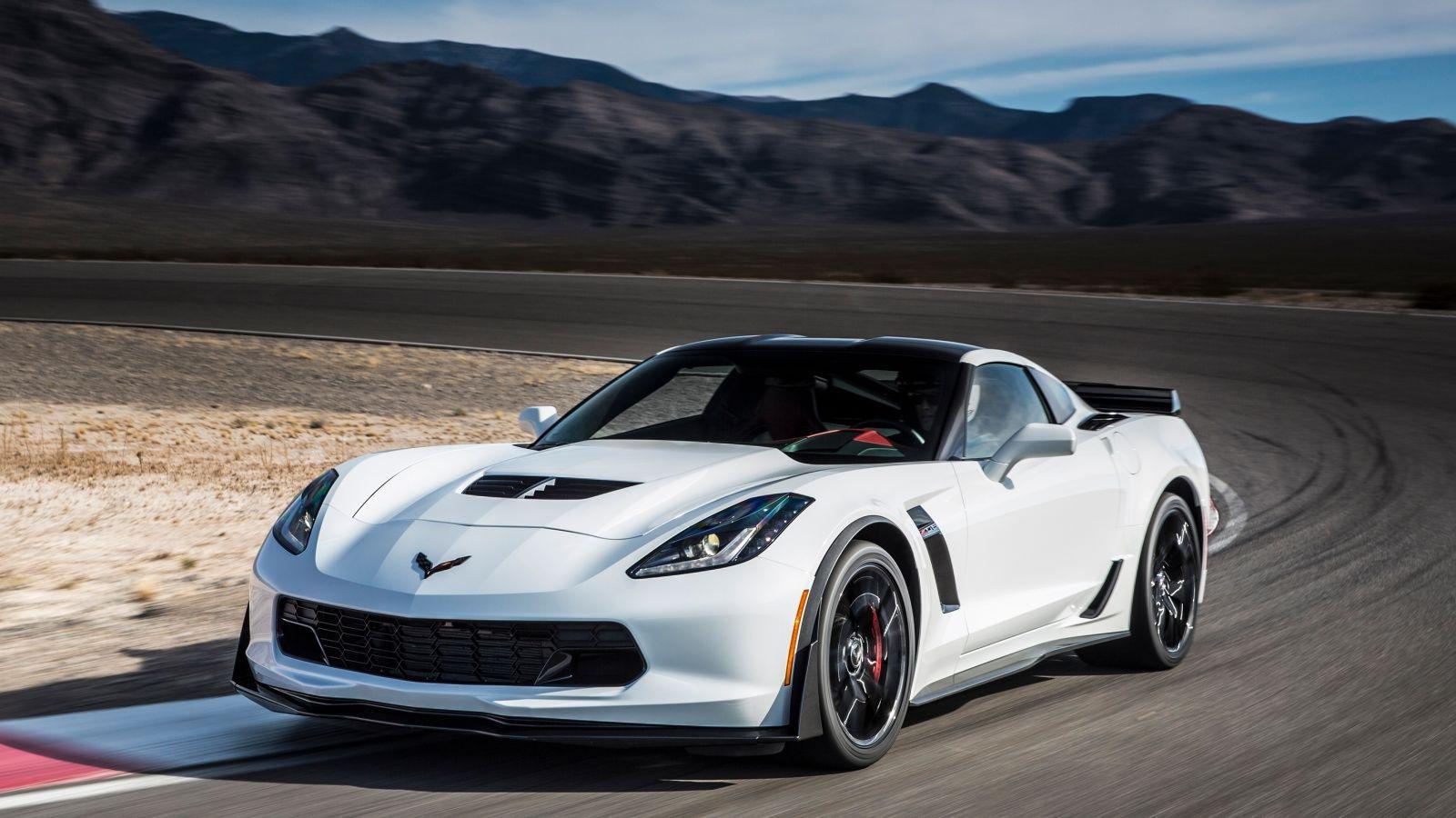 Driving Tips for High-Horsepower Corvettes