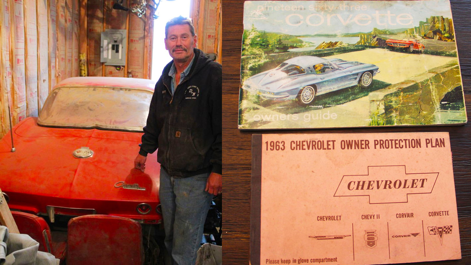 1963 Convertible L76 Stored Away for 45 Years