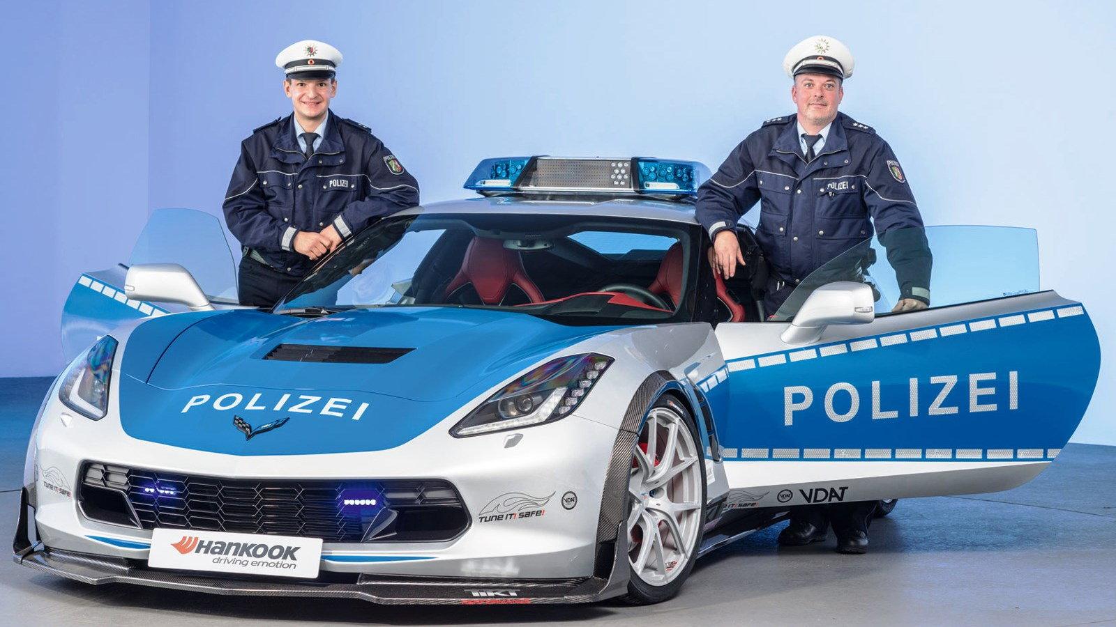 German Police Stingray