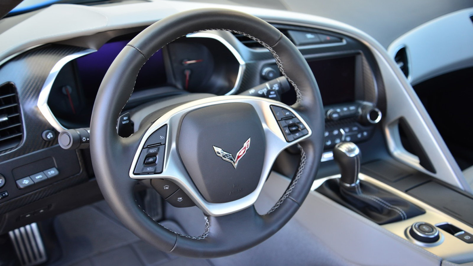 Corvette Diagnostic Test Airbag Recall