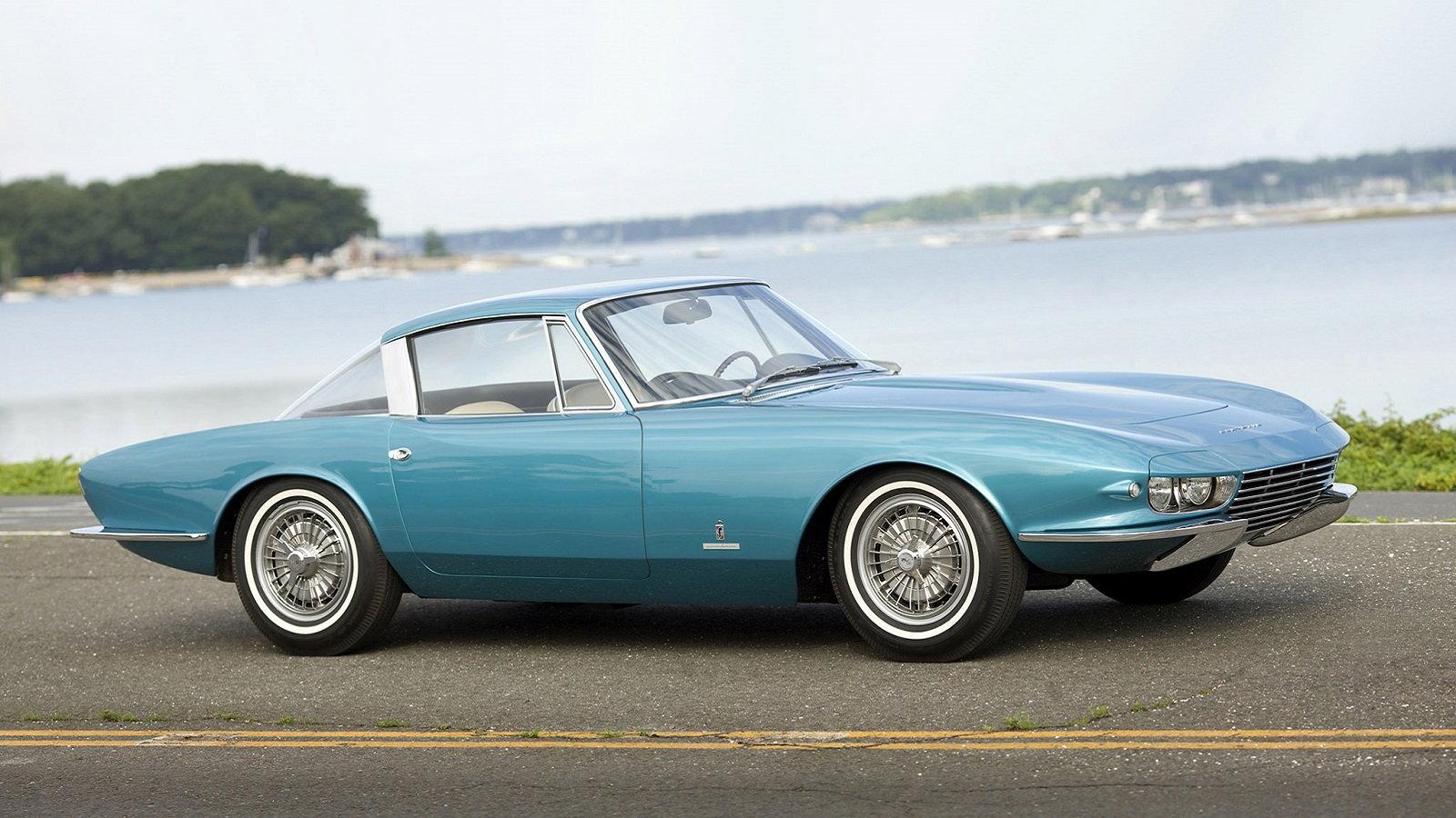 The Italian Corvette