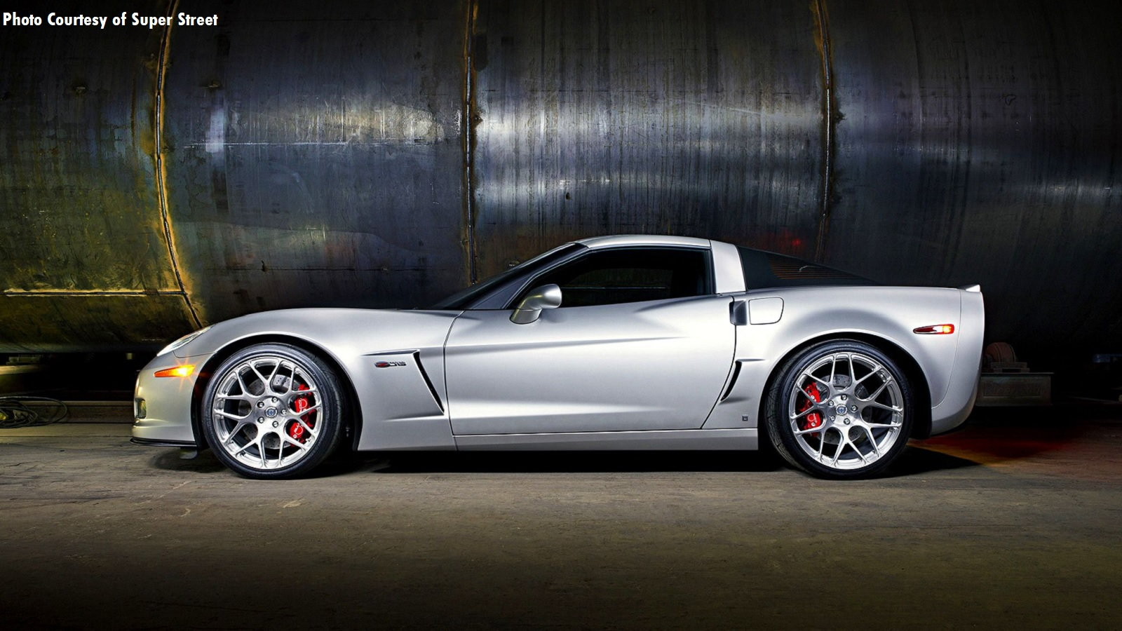 890HP of Deranged Fury in This C6 Z06