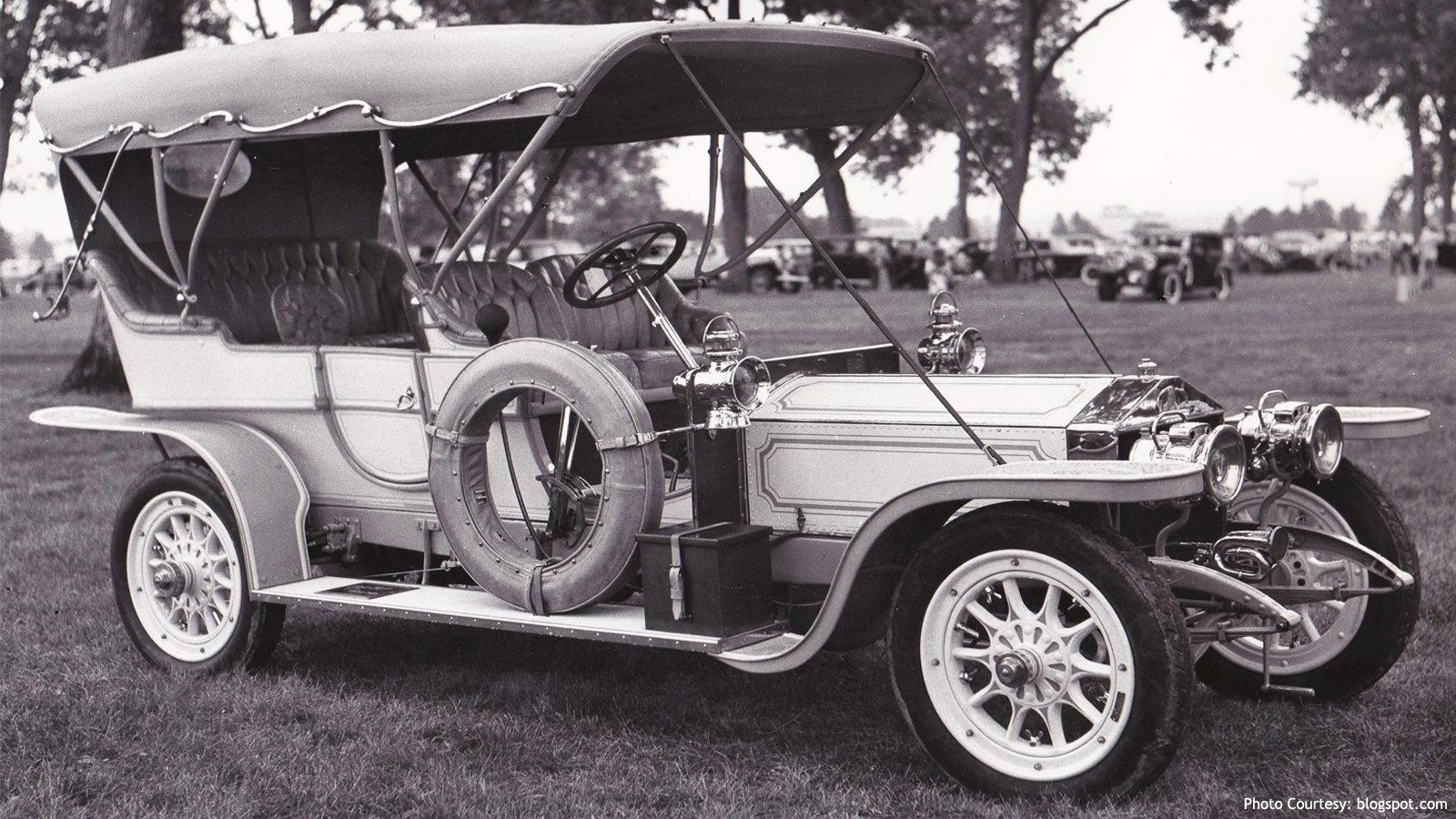 1907 Rolls Royce Silver Ghost