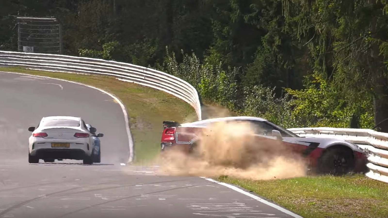 What to Do When You Crash at a Track Day