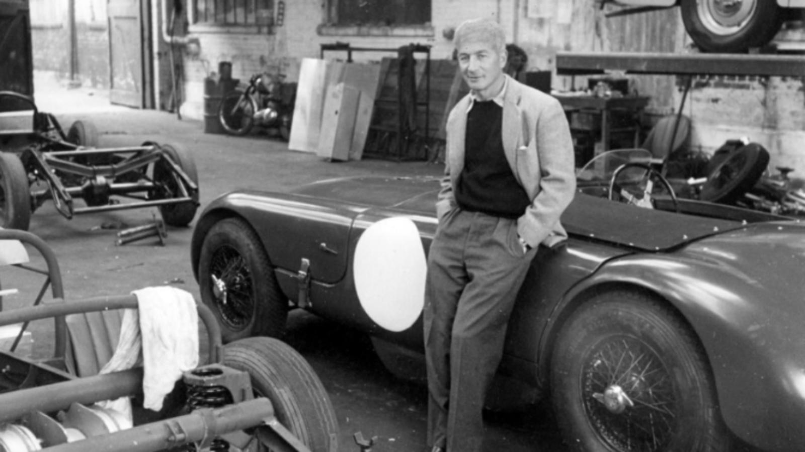 Father of the Corvette - Zora Arkus-Duntov
