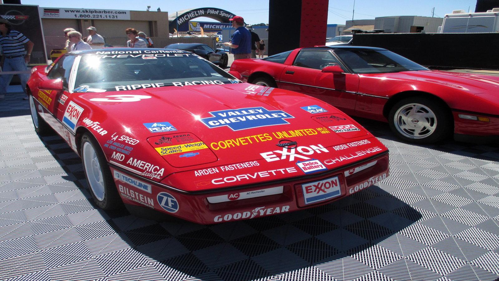 Corvette Challenge Car