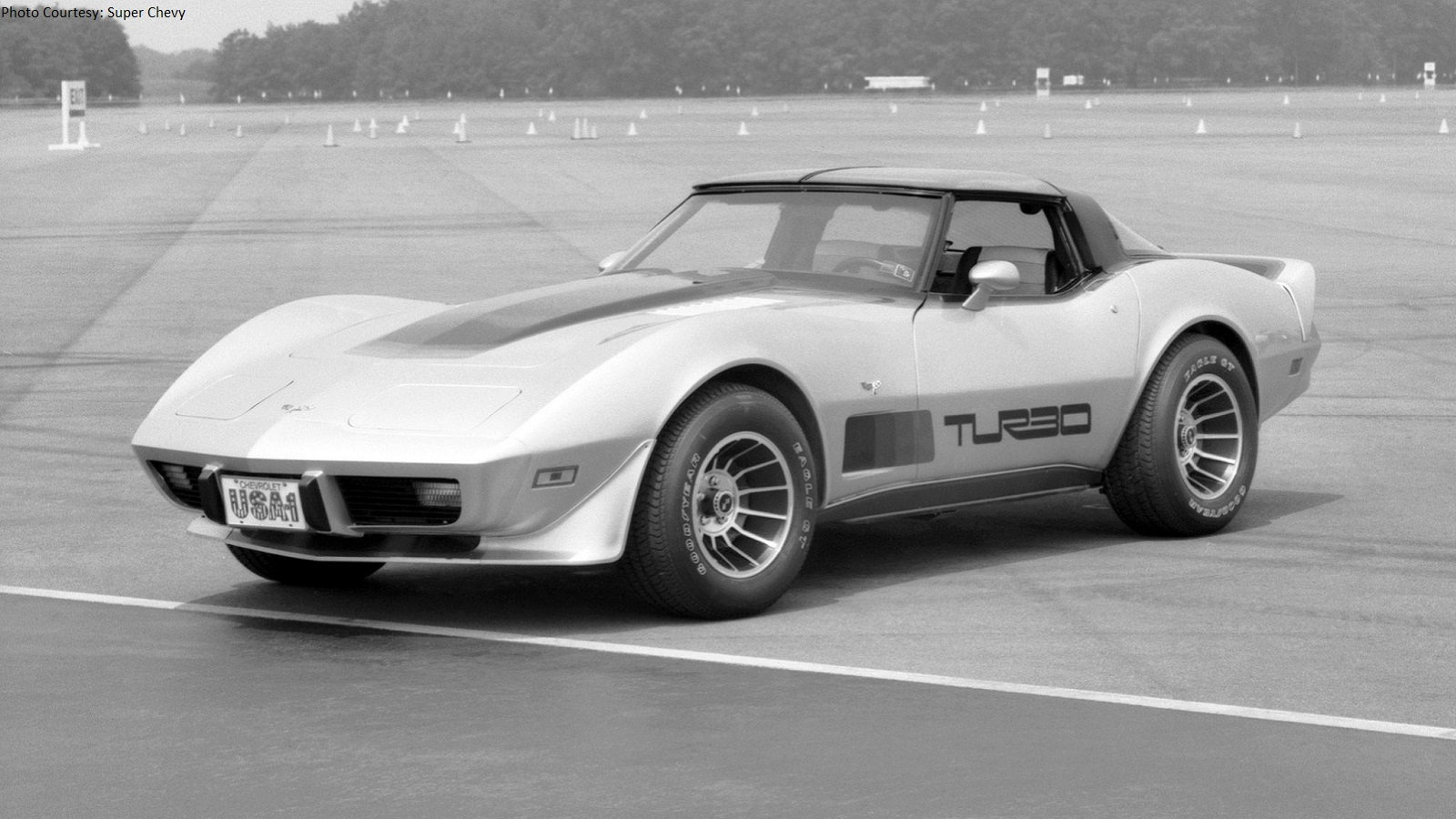 Driving Chevy's Experimental Twin-Turbo C3 Corvette